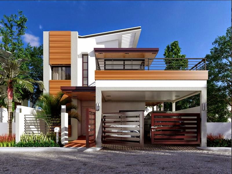 Philippine houses design pictures
