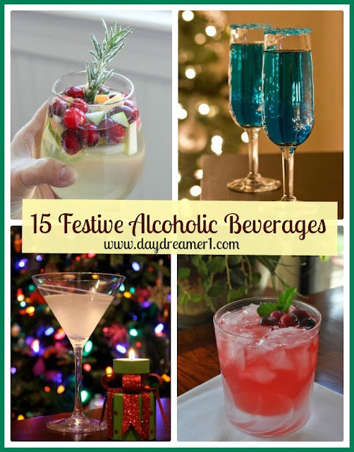 15 Alcoholic Beverages