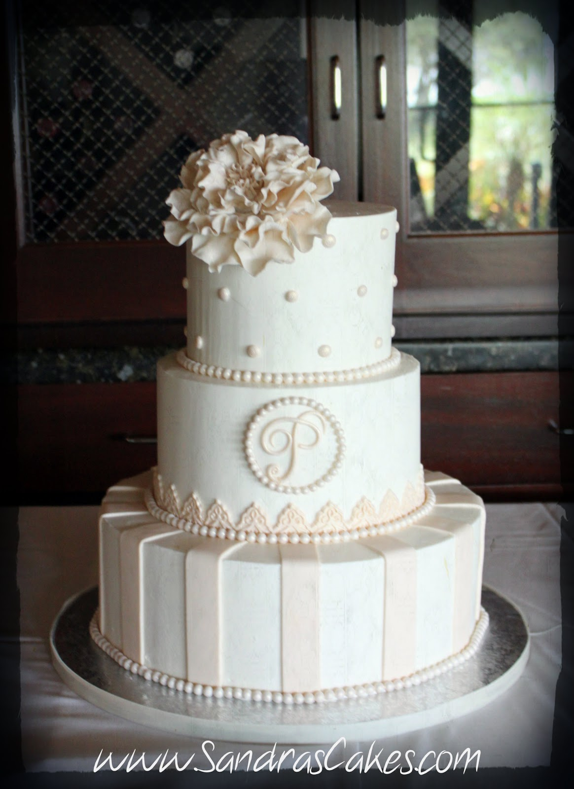 Surprising Simple Elegant Wedding Cakes Pictures Pictures Designs ...