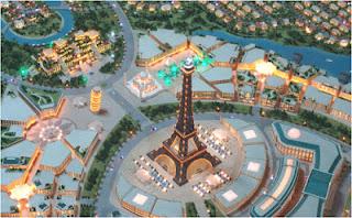 Falcon city Dubai