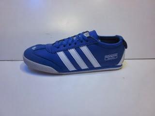 Sepatu Adidas Ronero biru grosir
