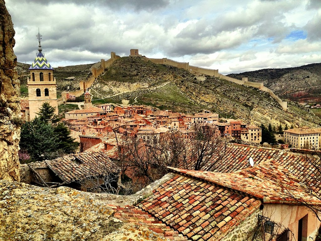 Albarracín, Huesca