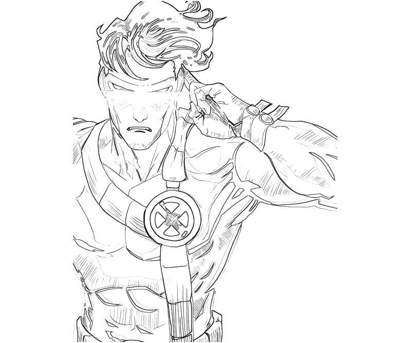 Cyclops Cyclops Skill Jozztweet Cyclops Coloring Pages