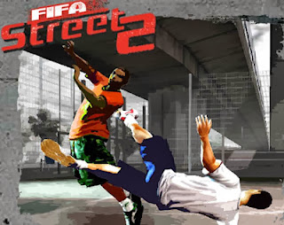 Free download Pc Games FIFA Street 2-Full Version