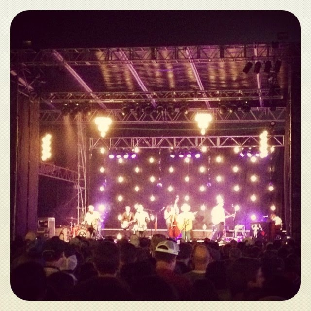 Old Crow Medicine Show at Nutty Brown Cafe #music #atx