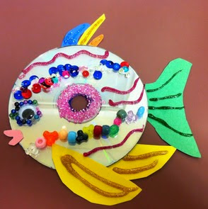 http://manualidadesparaninos.biz/peces-con-cds/