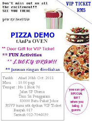 DEMO PIZZA TANPA OVEN