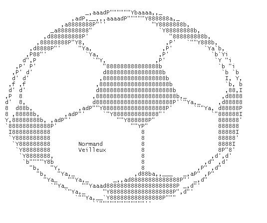 Cara Buat Status ASCII Art di Facebook -