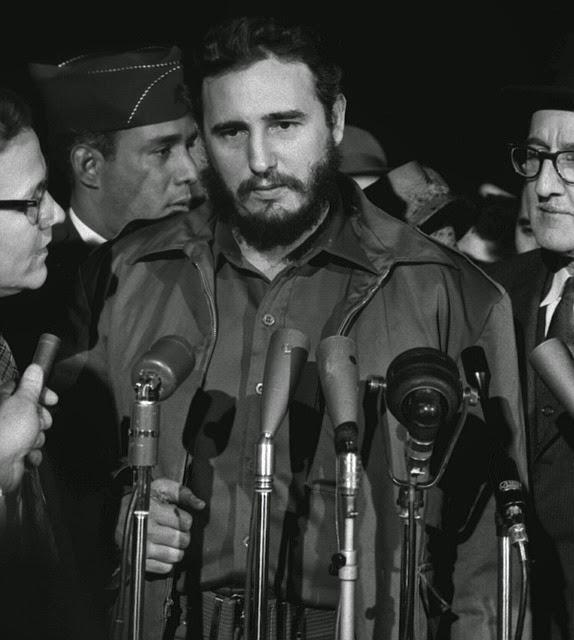 """Castro y su """"revolucion"""" Cubana"""