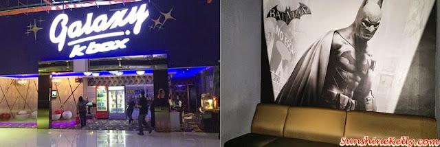 Galaxy KBox Karaoke, Batman Room, Seremban Prima Mall 1st Anniversary, Seremban Prima Mall