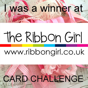 Winner at The Ribbon Girl