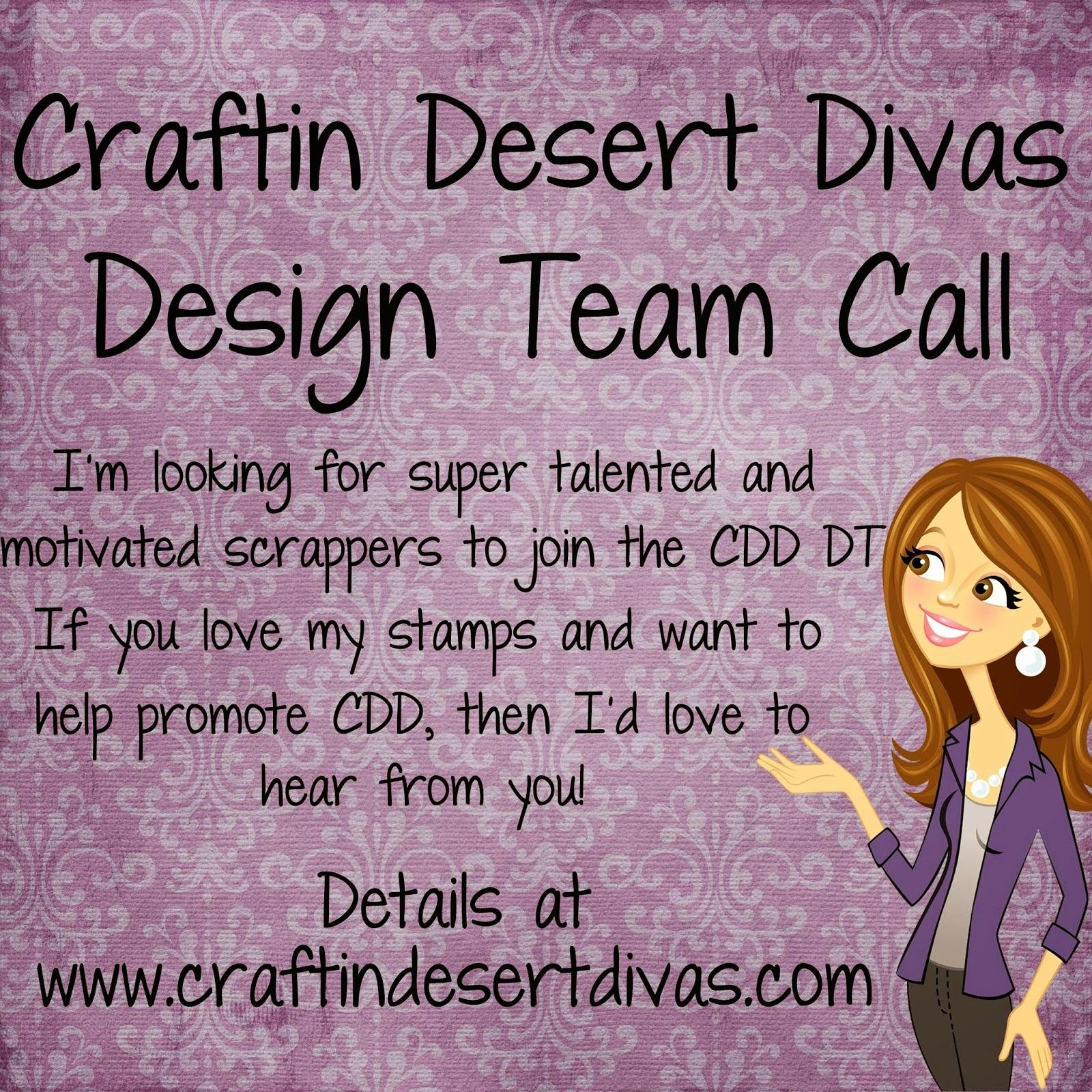 CDD DT Call