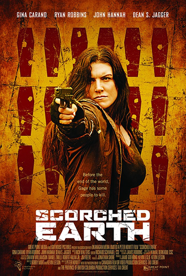 Scorched Earth (2018) ταινιες online seires oipeirates greek subs
