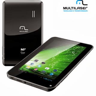 "Tira dúvidas ] Tablet Multilaser PC7 - M7-S Android 4.1 Tela de 7"""