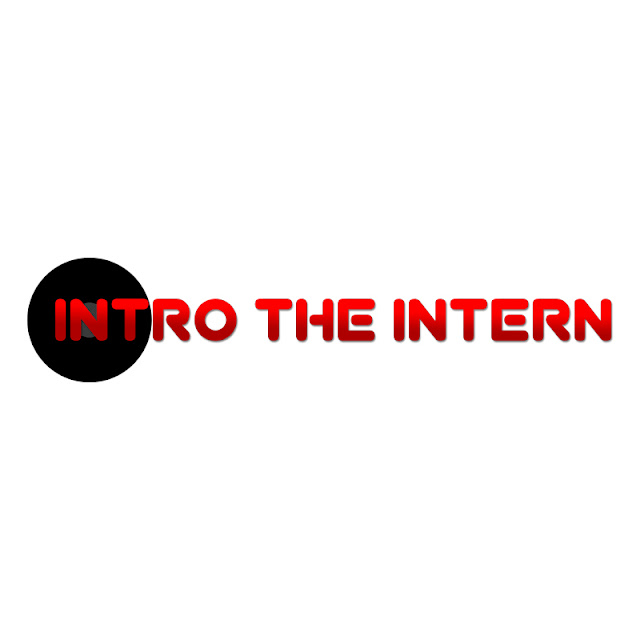 Intro The Intern Logo Design, logo design, shashank mittal designer, shashank mittal design, shashank mittal designs, shashank mittal, shashank, mittal