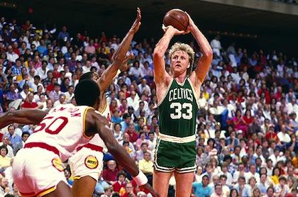 Larry Bird's Top 10 NBA Finals Performances: Part 1 | CelticsLife.com - Boston Celtics Fan Site ...