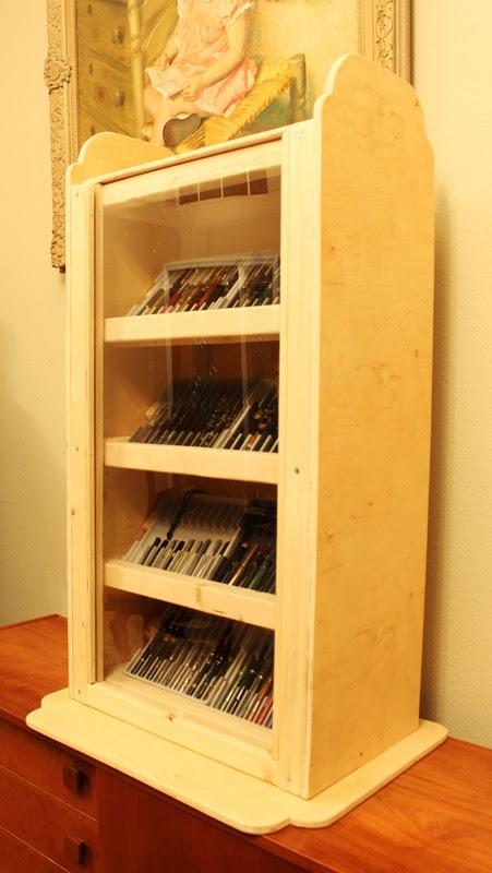 Pen Display Case Plans Pdf Woodworking