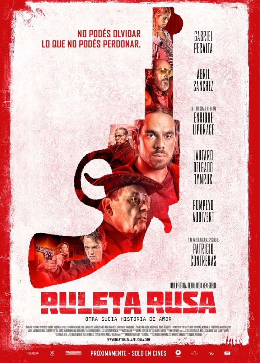 RULETA RUSA (Afiche)