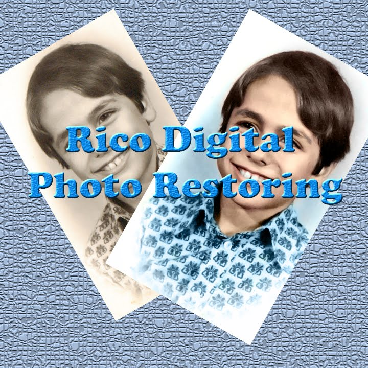 Photo Restoring Repair & Manipulation