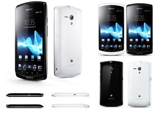 Next Generation Cell Phone: Sony Xperia Neo MT25I L ...