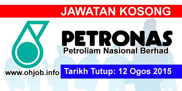 Jawatan Kerja Kosong Petronas ICT Sdn Bhd logo www.ohjob.info ogos 2015