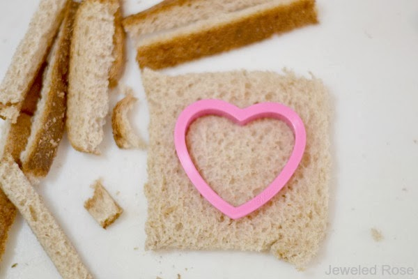 Lovewhiches- a simple way to make meal time special for kids