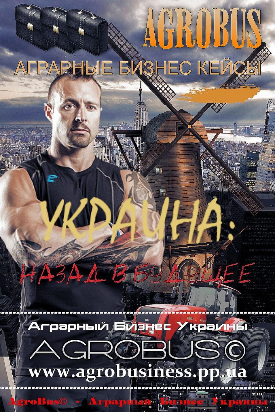 Аграрный бизнес Украины