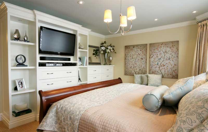 Decoratelacasa blog de decoraci n donde colocar la - Muebles para tv en habitaciones ...