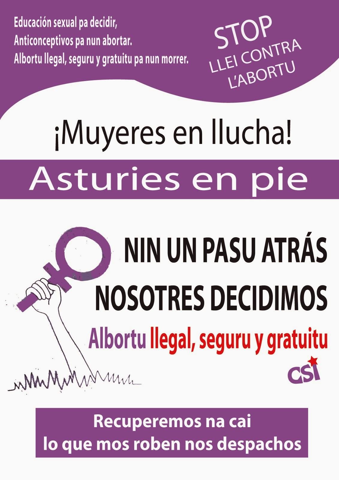 STOP Llei contra l'abortu