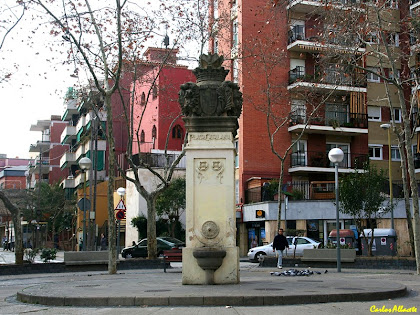 La Plaça Catalana. Autor: Carlos Albacete