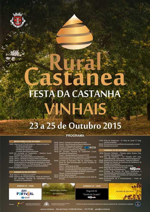 programa rural castanea vinhais