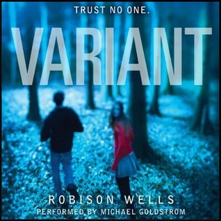 variant book review