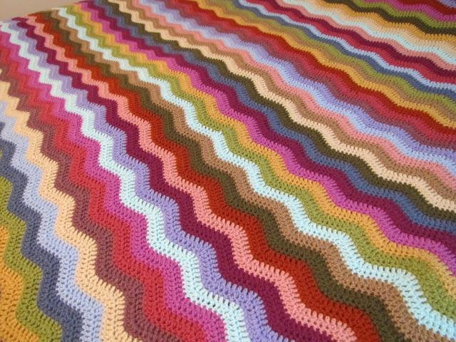 Crochet Blanket Kits Attic24
