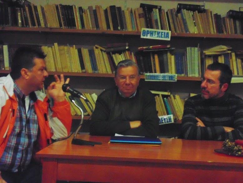 Πολύδροσος: Κόντρα του Προέδρου κ.Μουλαρα με τον Αντιδήμαρχο κ.Μολιώτη
