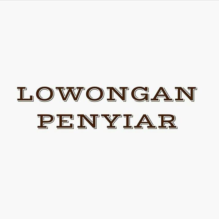 LOWONGAN