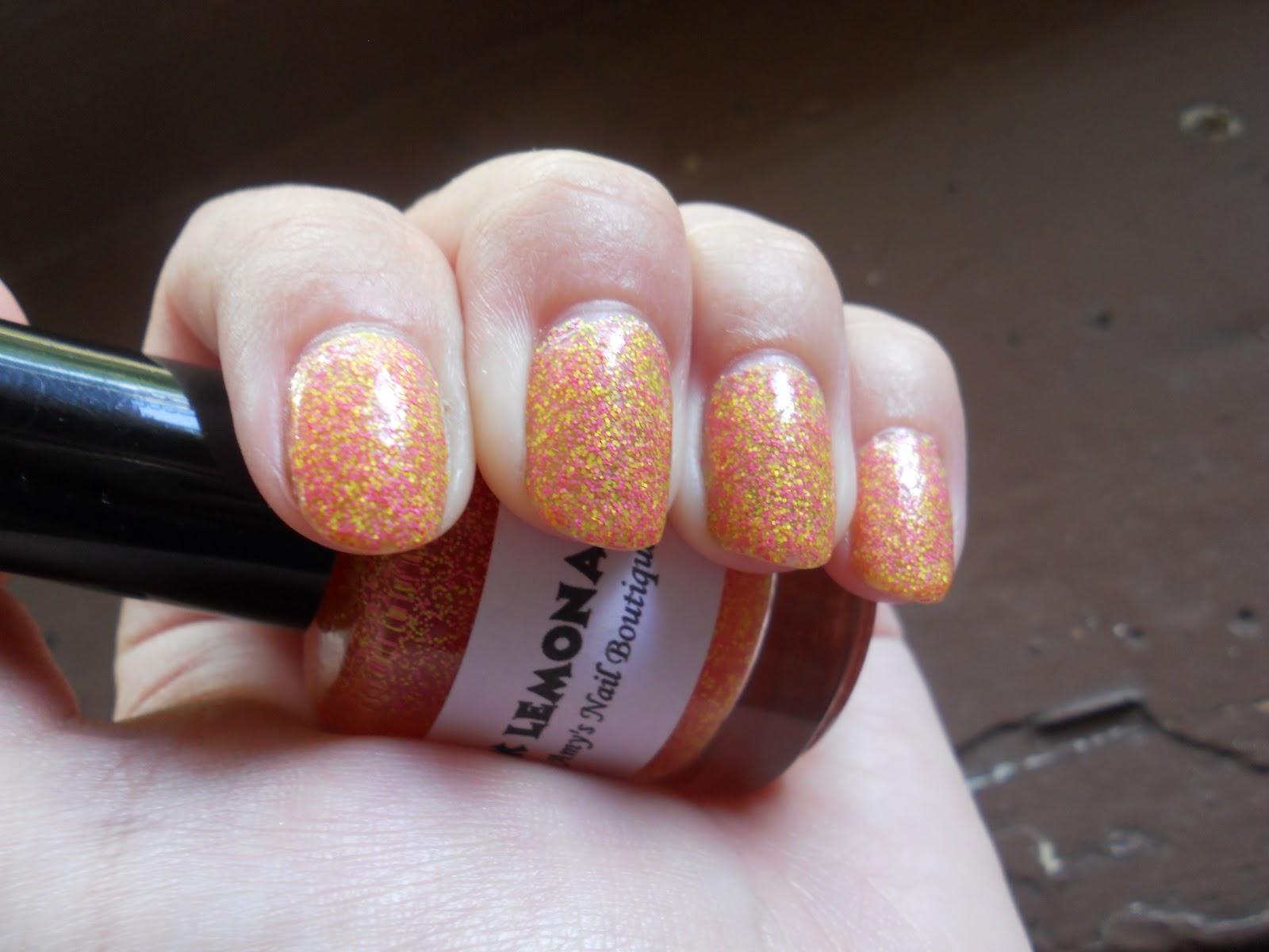 The Nail Polish Rehab Candidate: July 2012