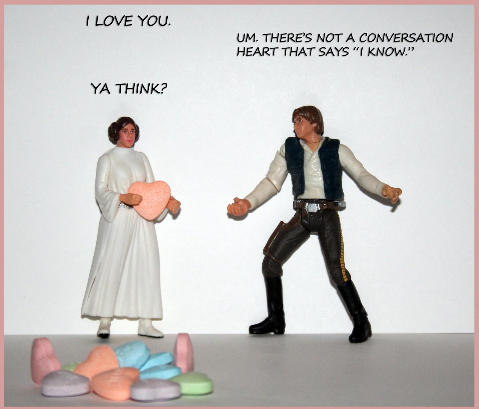 Star Wars Valentines!