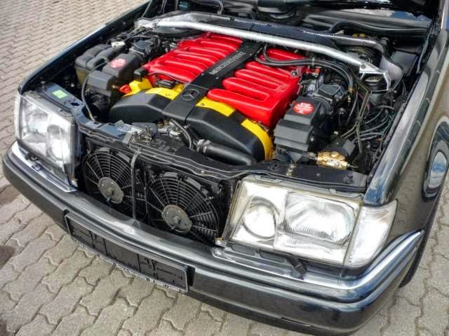 Mercedes benz e73 amg w124 benztuning for Mercedes benz v12 engine