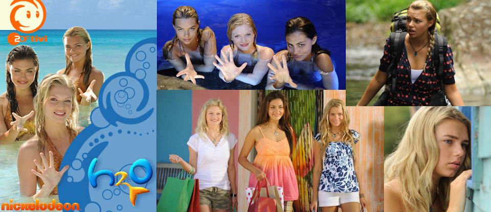 H2O Meninas-Sereias Fã Club