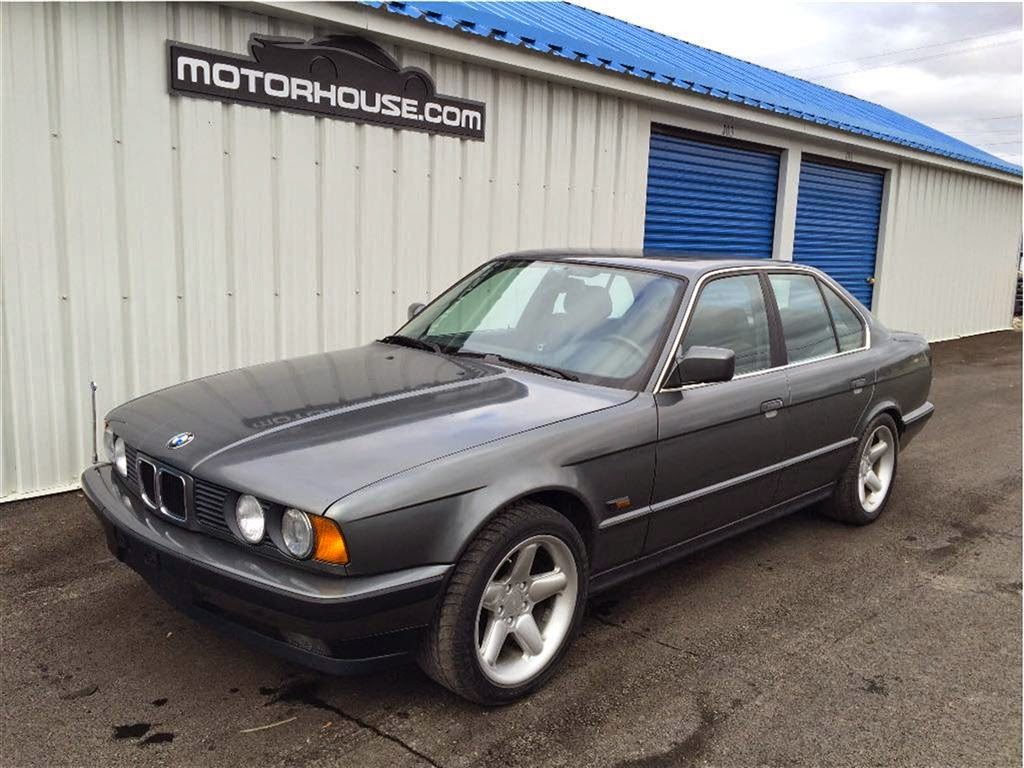 daily turismo 10k 25k mile 1989 bmw 525i auto. Black Bedroom Furniture Sets. Home Design Ideas