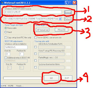 Installing Windows XP With F6 AHCI/RAID Drivers From DVD ...