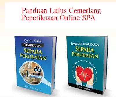 ebook Peperiksaan Online SPA