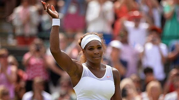 Serena Williams Skips first hurdle in China Open tournament 2014