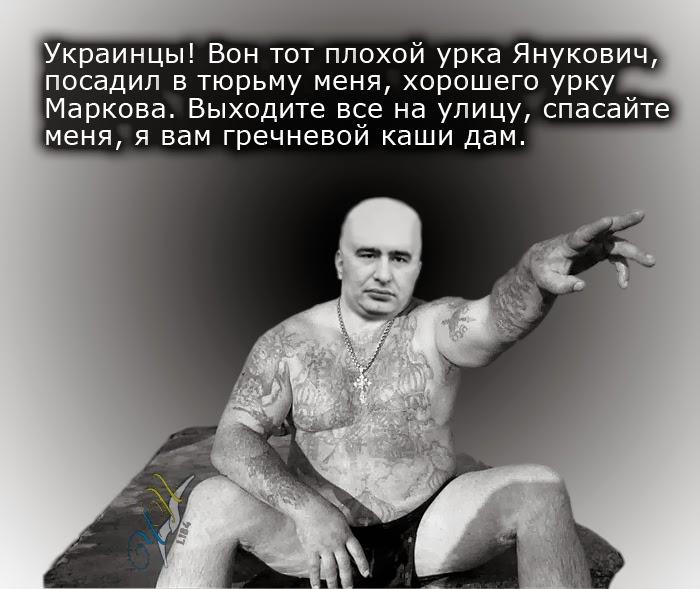 Марков написал официальное заявление про голодовку, - МВД - Цензор.НЕТ 5487