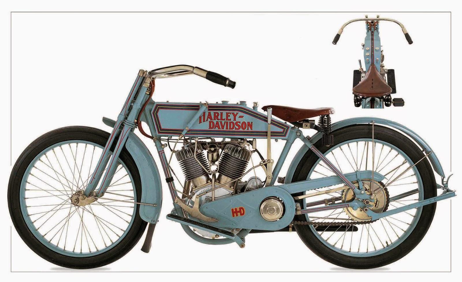 Harley-Davidson 1915 KR Fast Roadster