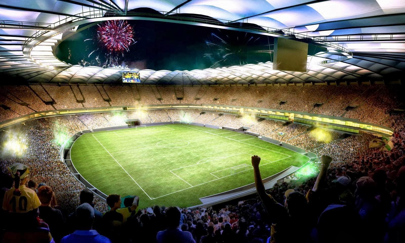 Se acerca el Mundial de Brasil 2014