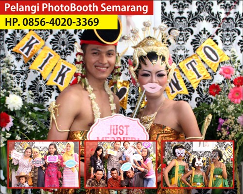 Photobotth Wedding Kiky & Anto : Pelangi photobooth semarang ~ spesialis photobooth semarang : HP. 0856-4020-3369