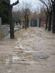 Calles sin asfaltar