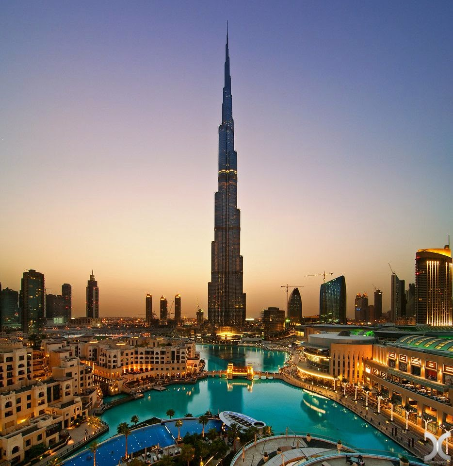 Stunning Views of Dubai in the Photographs of Daniel Cheong