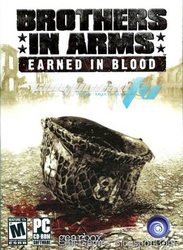 Brothers in Arms Earned in Blood PC Full Español